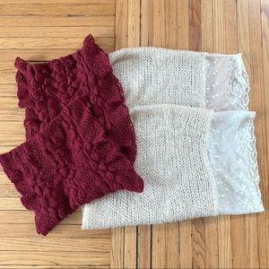2 for 1 Scarves!! Cozy Infinity Scarves